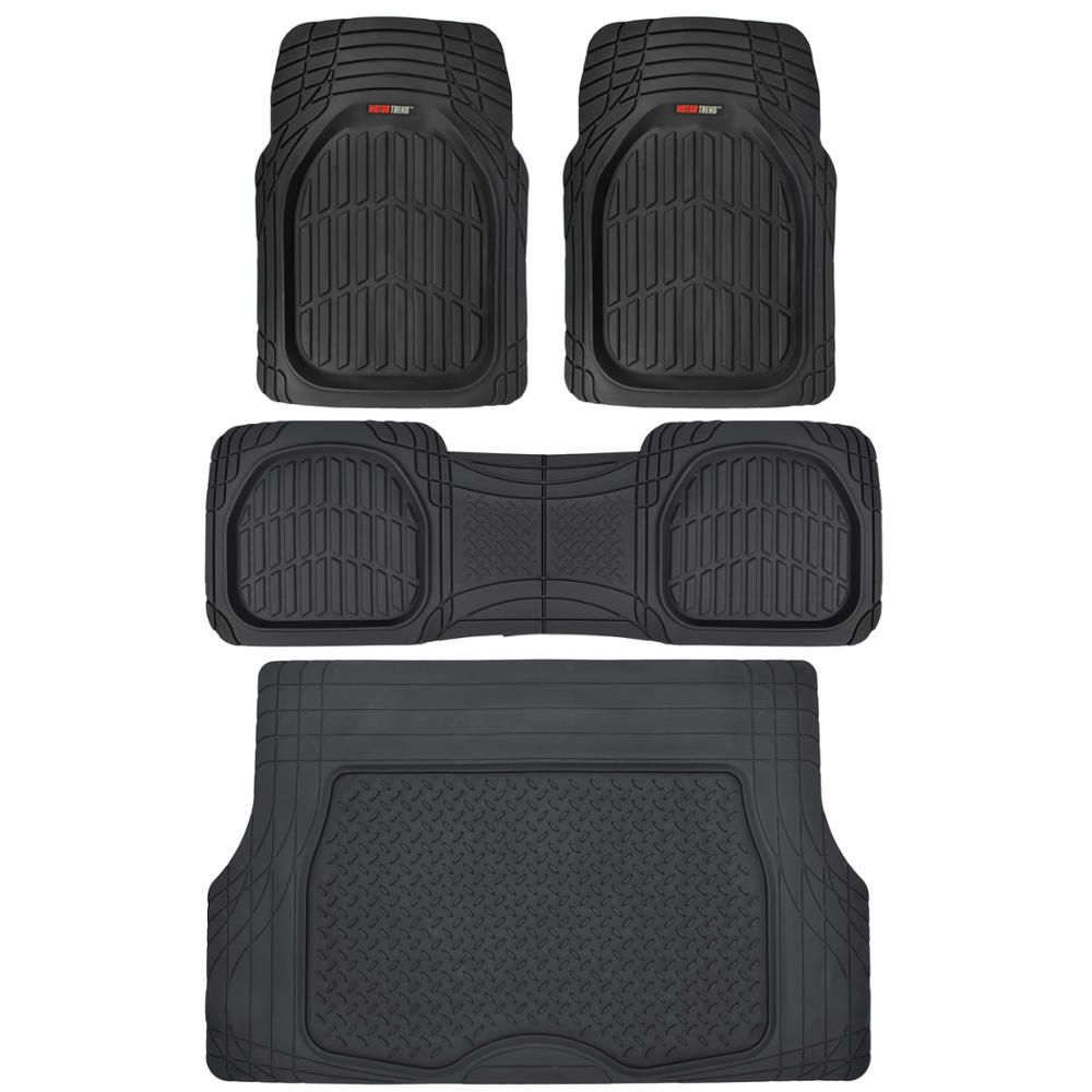 Auto & Tires Car floor mats, Rubber floor mats, Suv trucks