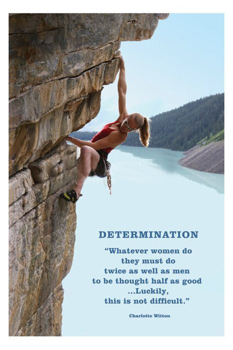 fuckyeahfitspo | Fit and healthy motivation | Climbing quotes