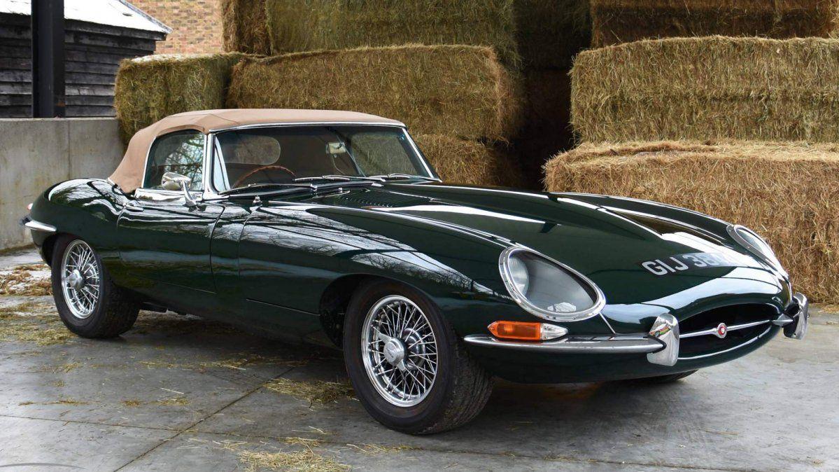 Image Result For E Type Series 1 Jaguar E Type Jaguar E Classic Sports Cars