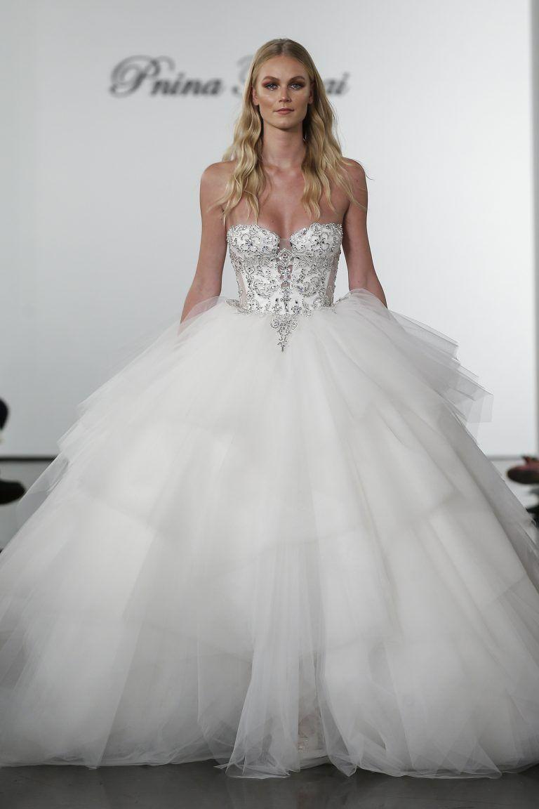 38+ Organza wedding dresses kleinfeld ideas