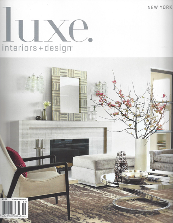 LUXE INTERIORS + DESIGN on Behance