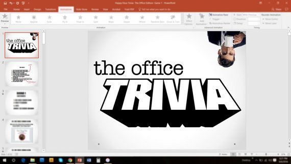 office trivia games