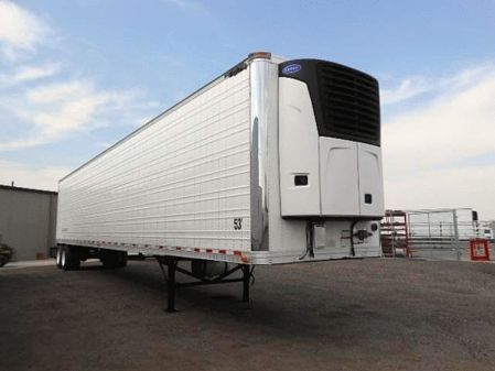 Our Featured Trailer Is A 2009 Great Dane 53 X 102 Reefer Air