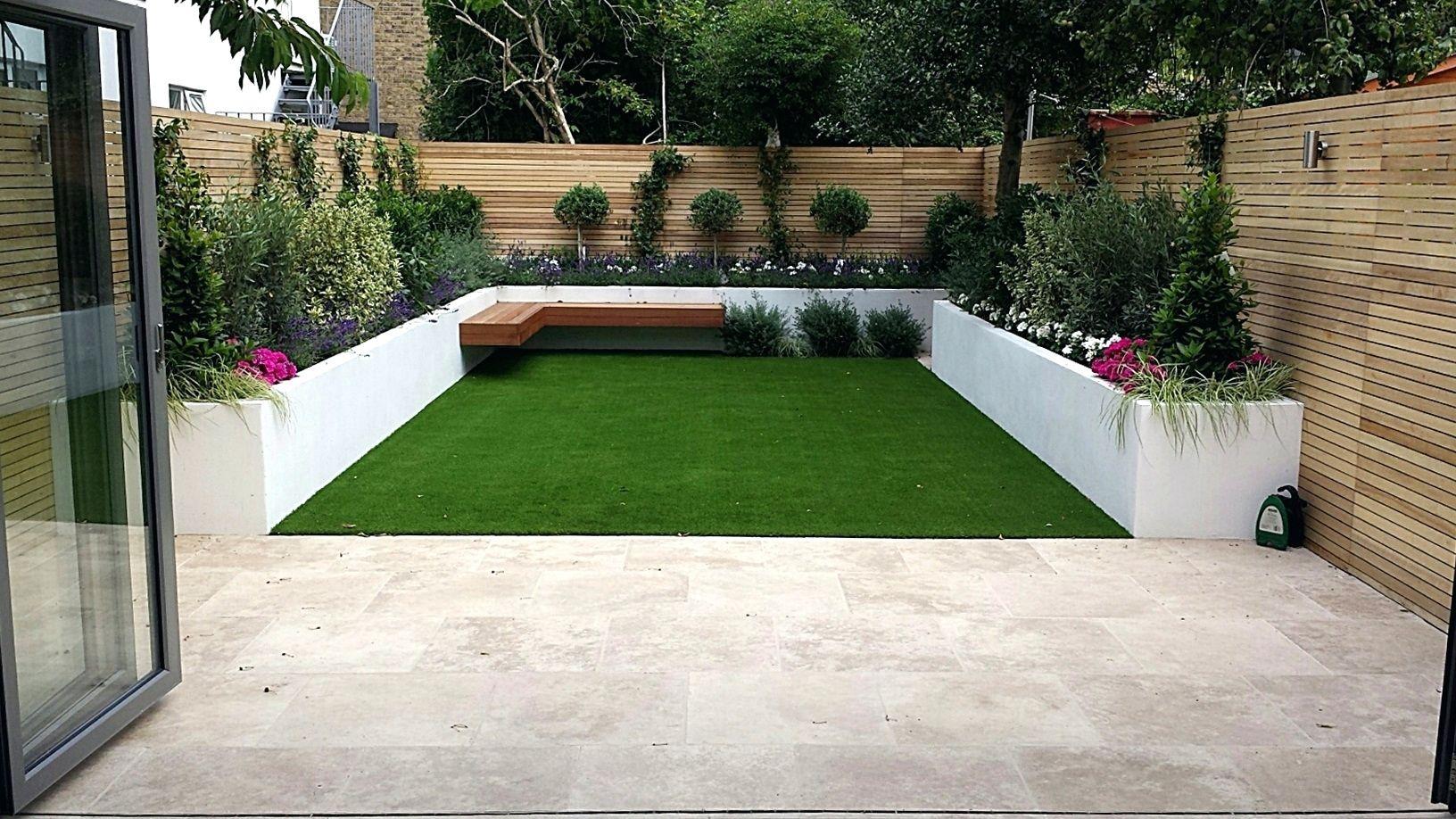 Patio Ideas ~ Contemporary Patio Paving Concrete Fence ...
