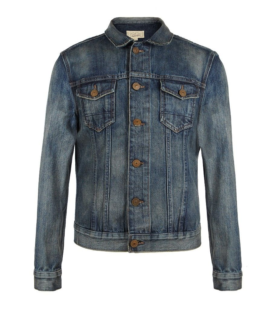17 Best images about The denim jacket on Pinterest | Men's street ...