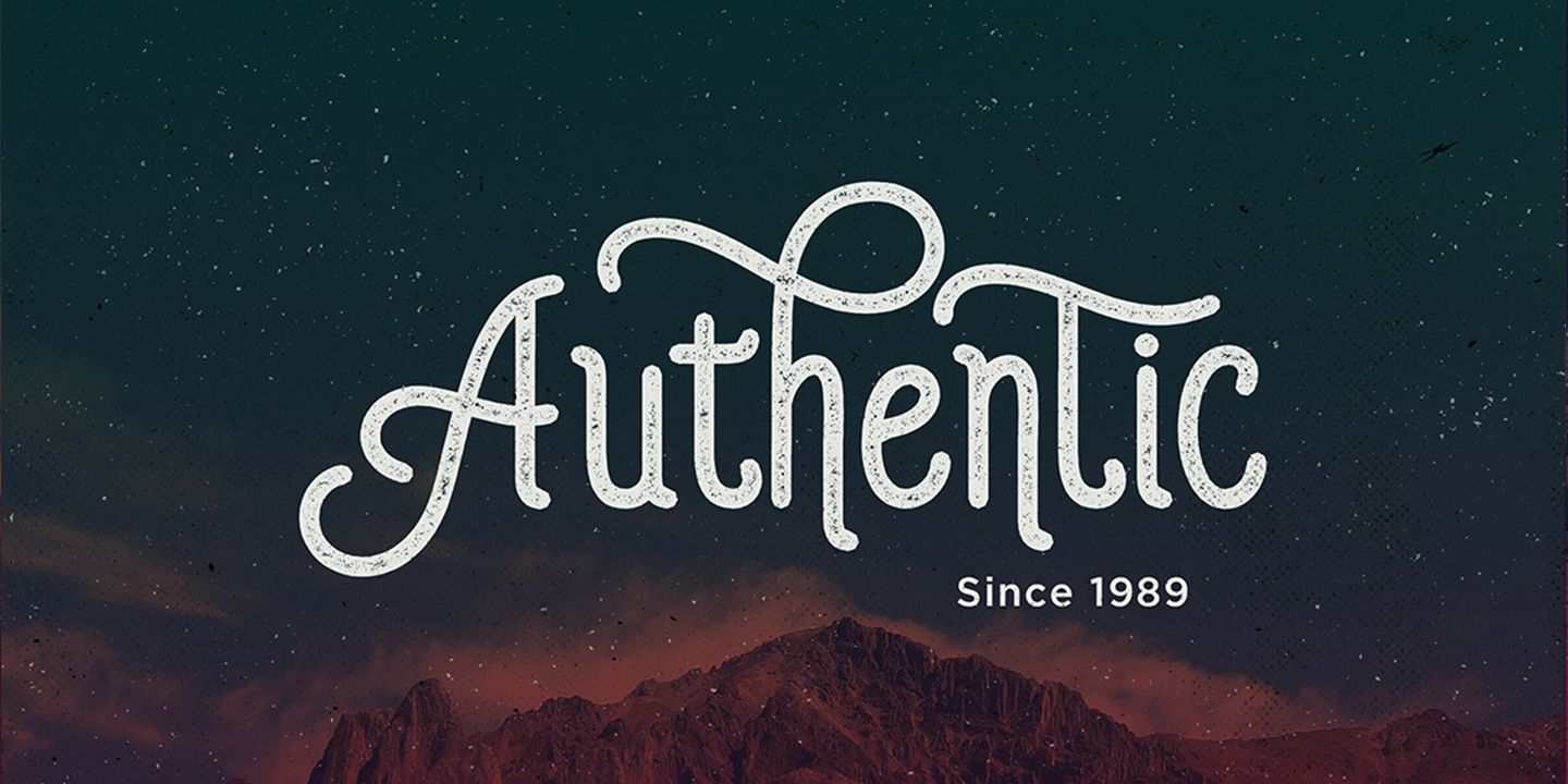 Check out the Auther Typeface font at Fontspring. To
