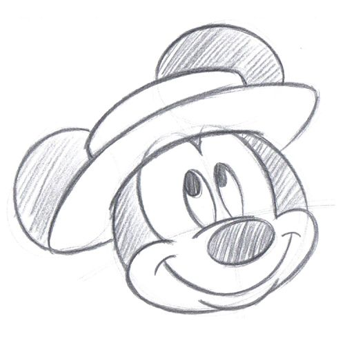 Line Art Mickey Mouse : Mickey mouse by drschmitty on deviantart proyectt
