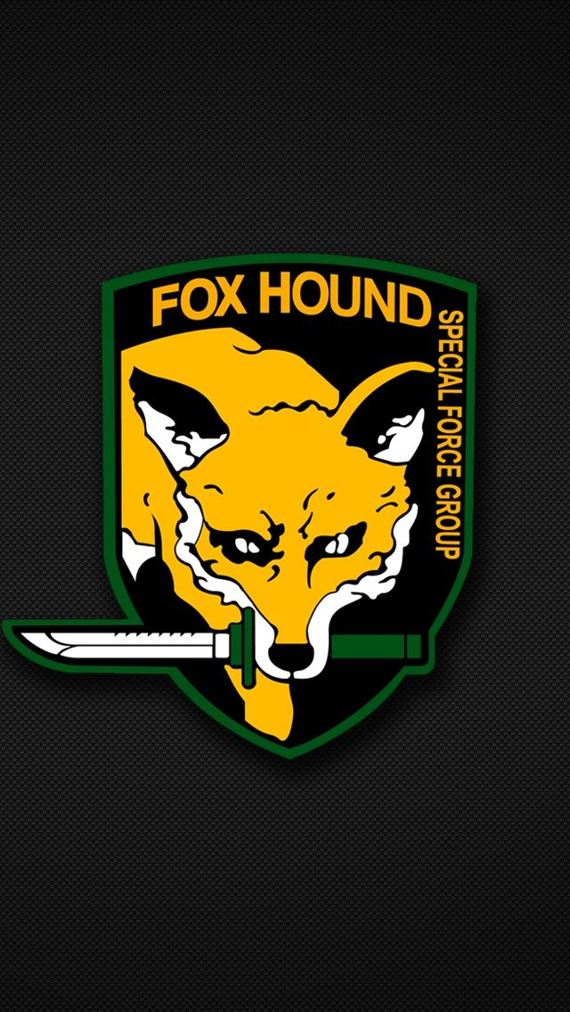 I Made A Diamond Dogs Iphone Wallpaper Metalgearsolid The Fox And The Hound Easy Cartoon Drawings Dog Wallpaper Iphone