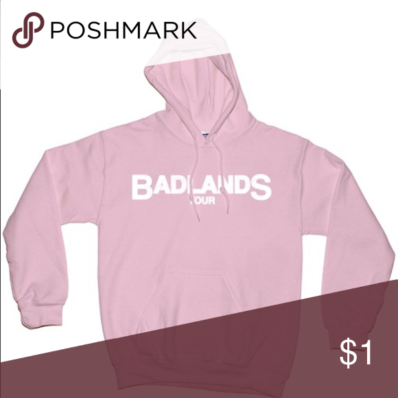ISO HALSEY BADLANDS TOUR HOODIE small or medium Tops