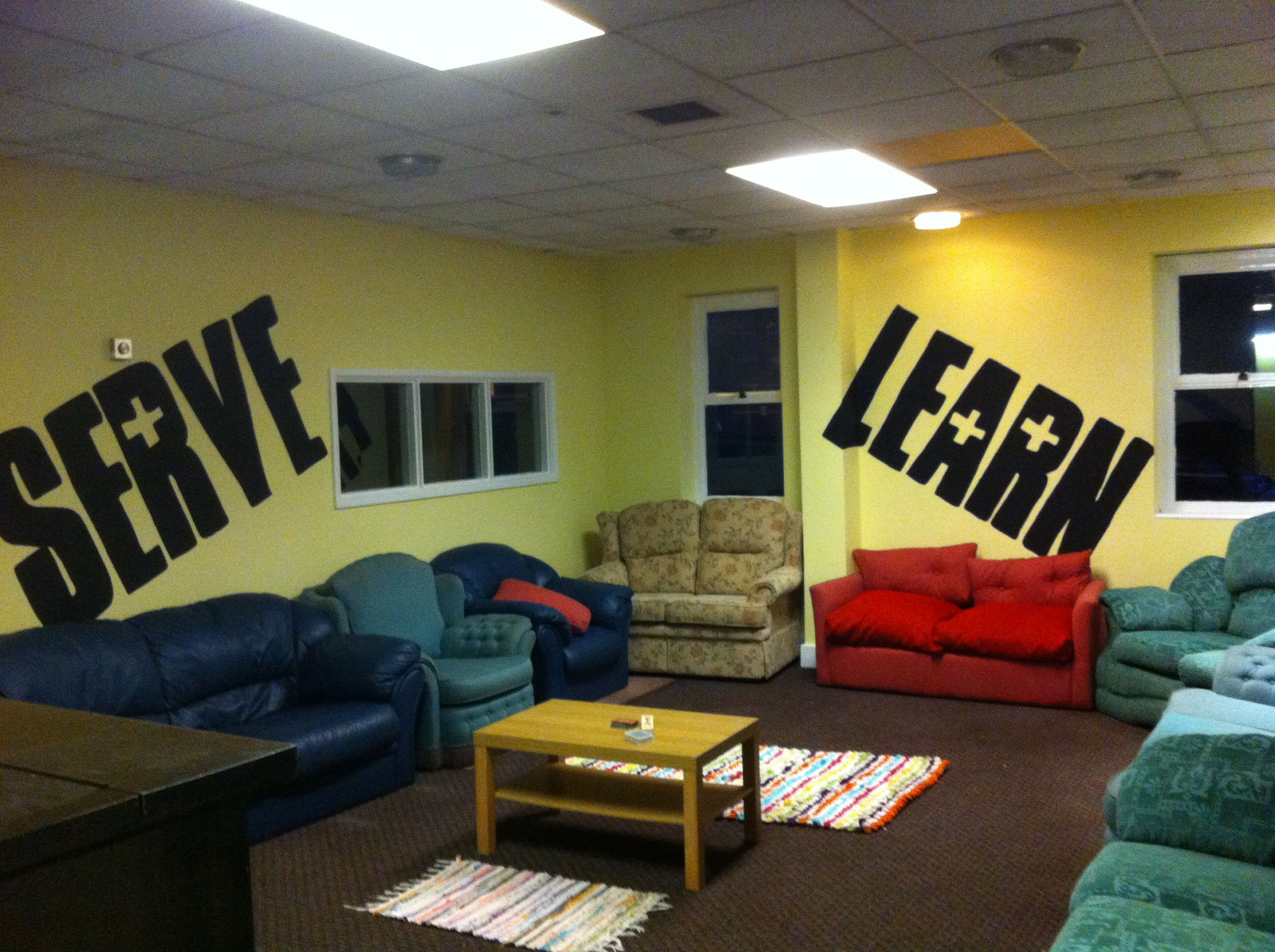 Cool But Not With All The Couches Youth Group Rooms