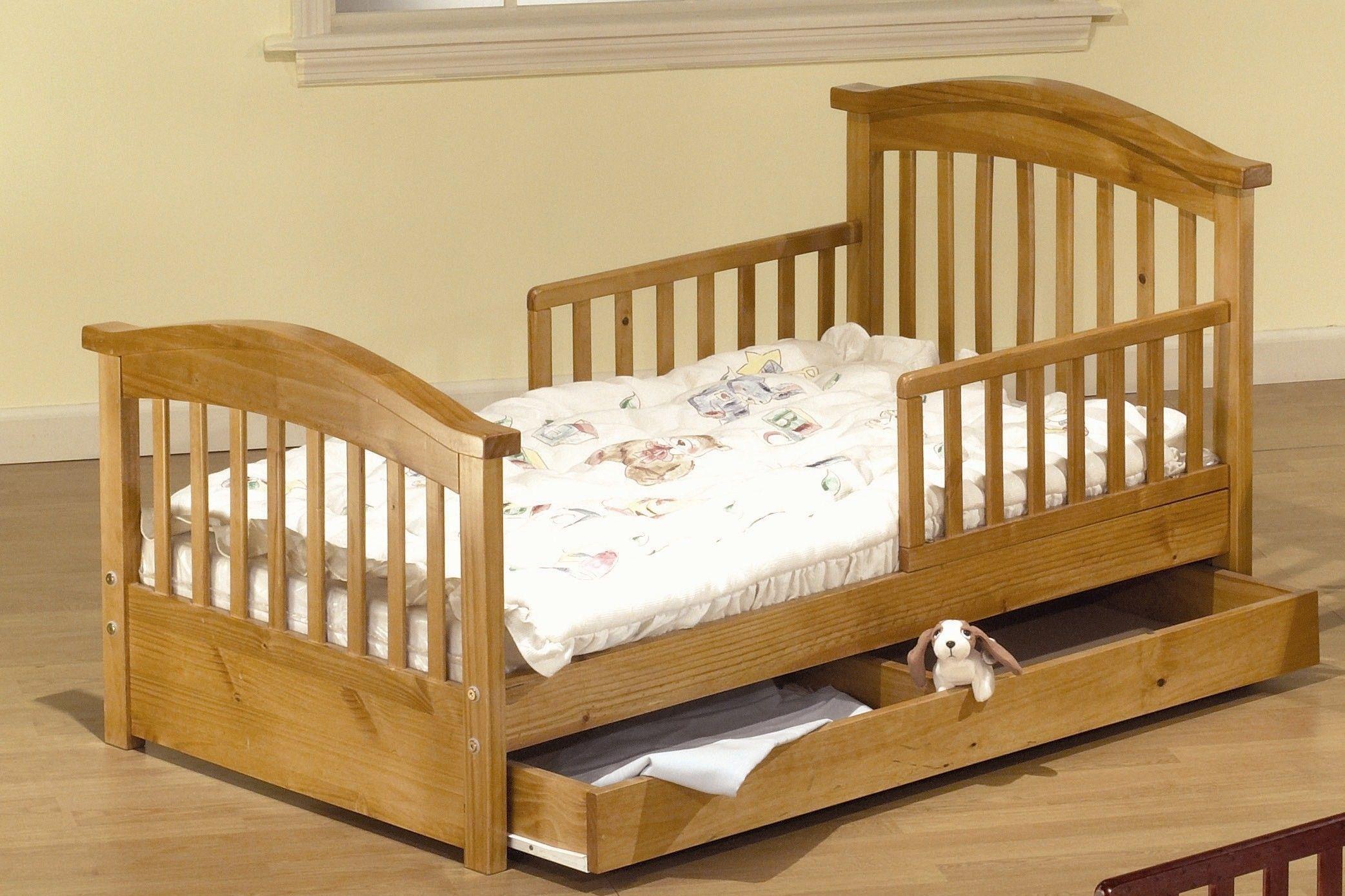 Sorelle Grande Toddler Bed with drawer $199.99