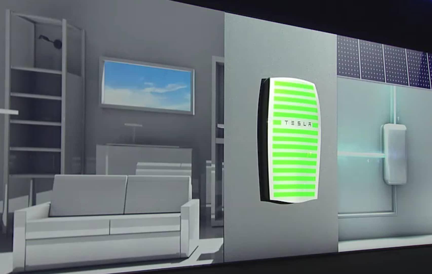 Tesla Power Wall Power Packs Introduction Solar Panels For Home Solar Energy Tesla Powerwall