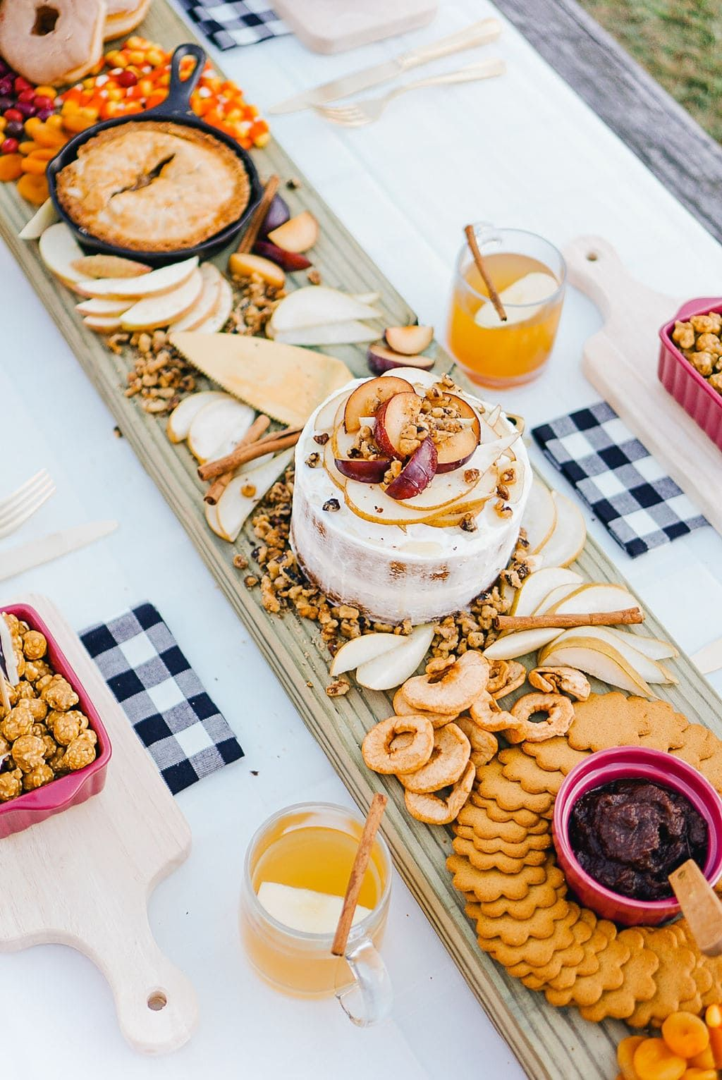 Fall Dessert Charcuterie Party | Fall Party Ideas