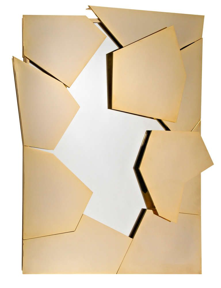 Dorian Mirror by Hubert le Gall | From a unique collection of ...