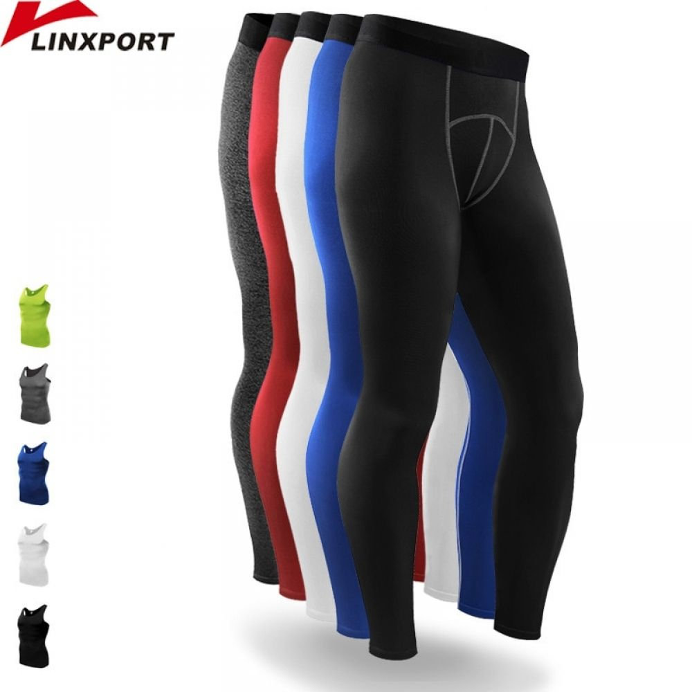 Athletic Men/'s Sport Tight Shorts Fitness Gym Skinny Running Compression Pants