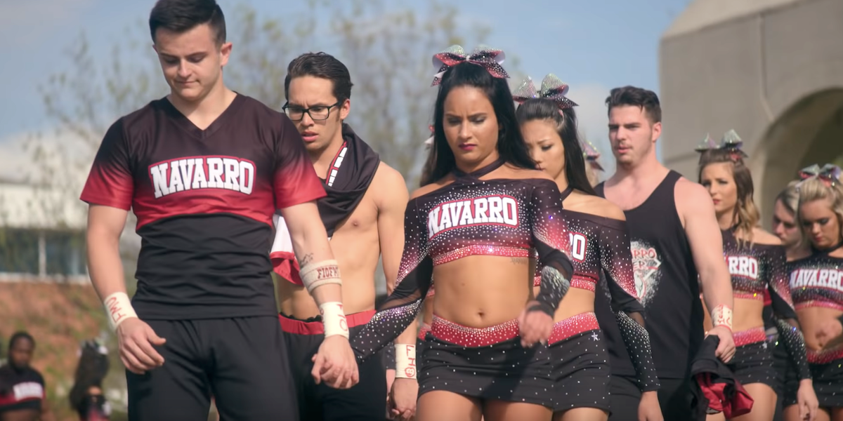 Why Netflix S Cheer Could Lose Navarro College For Season 2 In 2020 Cheerleading College Cheer Cheer