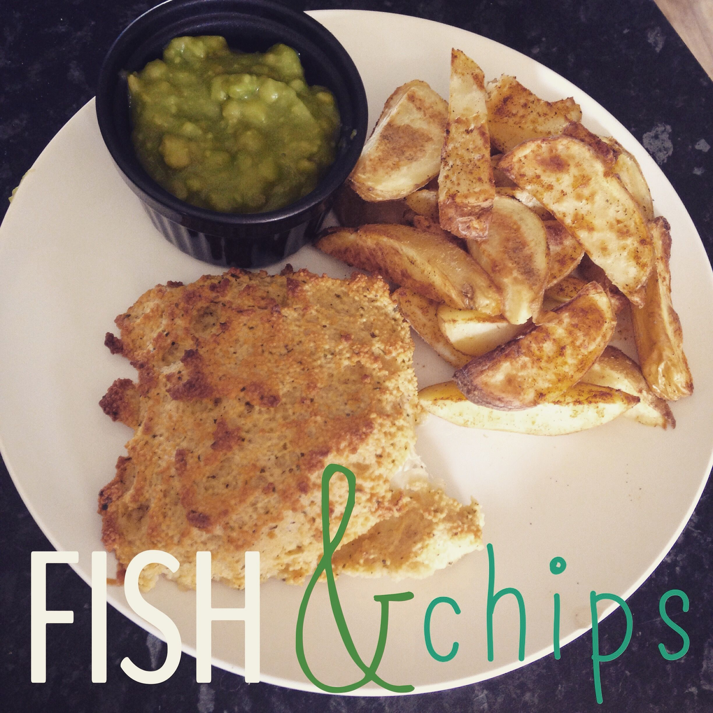 Syn Free Fish And Chips