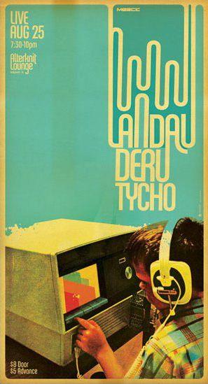Poster Art - Scott Hansen