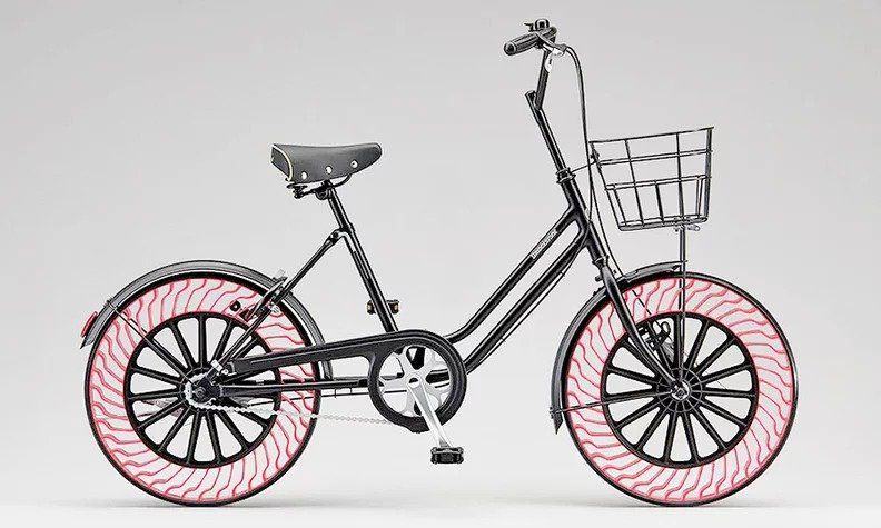 Bicycles With Airless Tires To Debut At Tokyo Olympics Core77