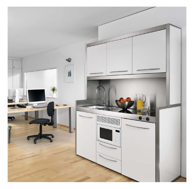 Solutions De Mini Cuisine Kitchenette Ou Kitchen Box Sur