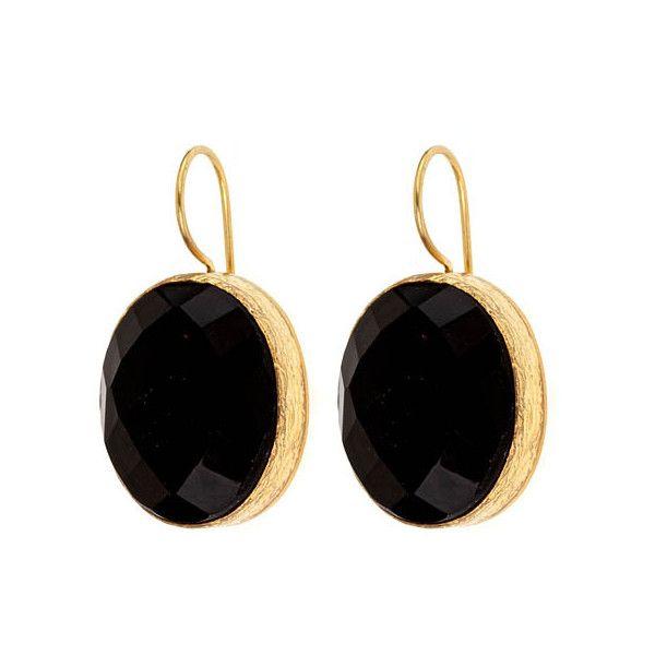 Primadina Onyx Earrings