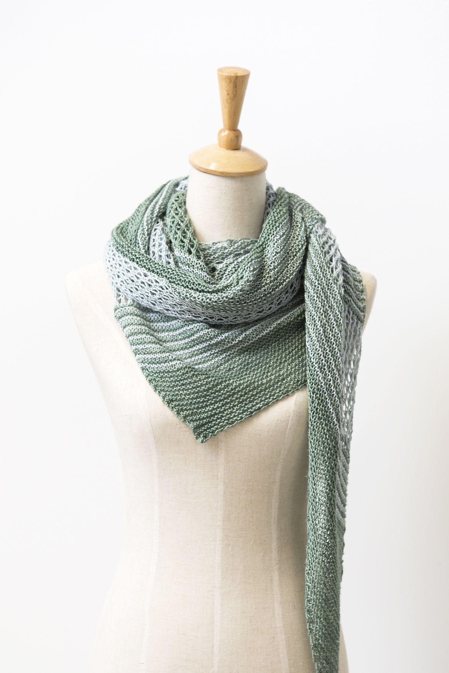 Sea Grass pattern by Janina Kallio | knitting and crochet ...