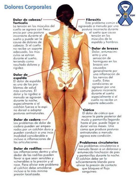 causas de dolor en el muslo por la noche