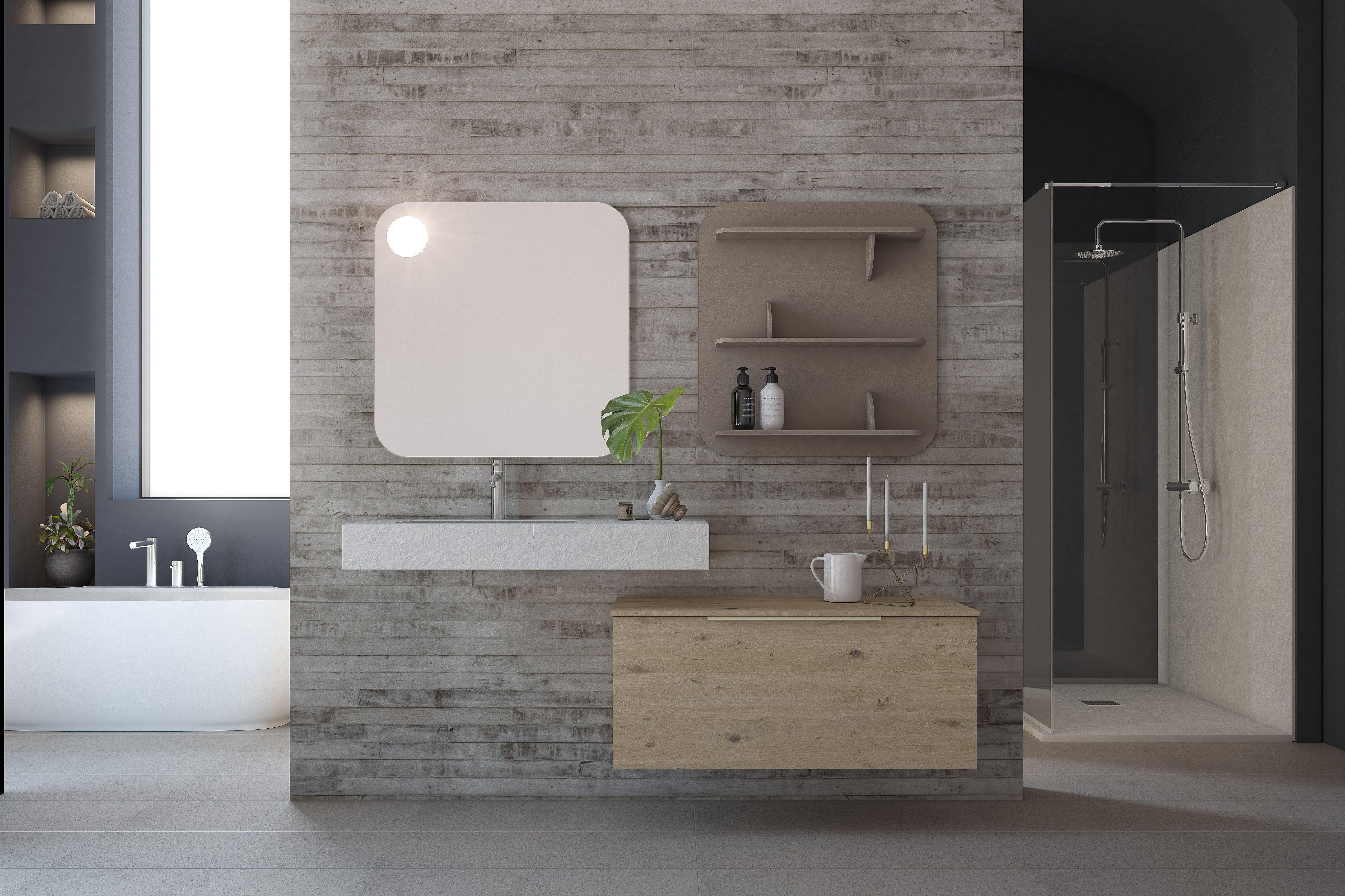 Collezione LINEA. (con immagini) Arredamento bagno