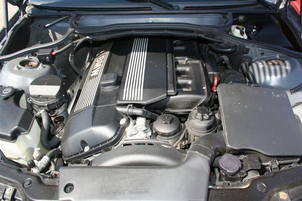 BMW 320I 2003 Used Engine comes with 22 4 AUTO FLR RWD 22L