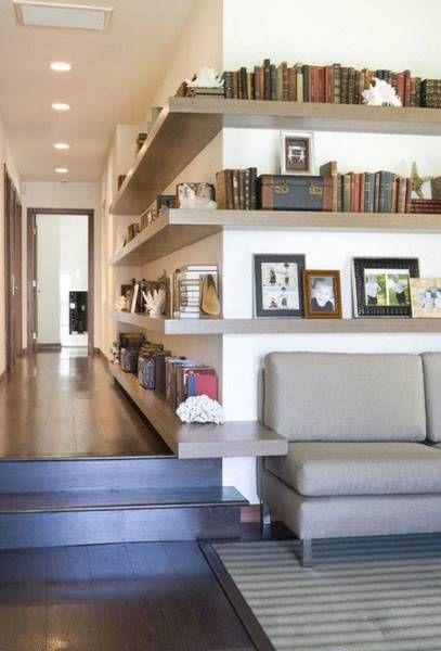 25 Space Saving Modern Interior Design Ideas Corner Shelves Maximizing Small Spaces Floating Shelves Bedroom Shelving Design Corner Shelf Design