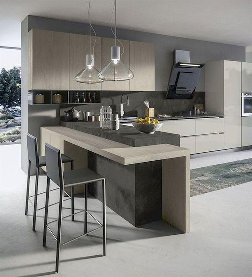 36 popular minimalist kitchen design ideas you never seen before in 2020 dream kitchens design on kitchen ideas minimalist id=57472