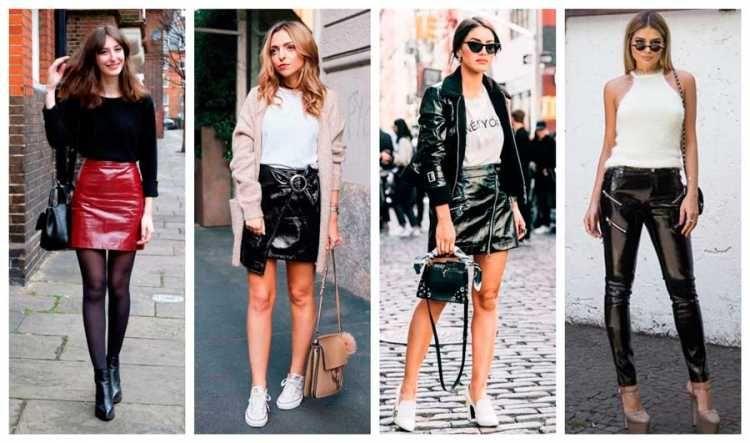 245d91433 Tendências da moda inverno 2019: Brilho, brilho e mais brilho 11 tendências  da moda