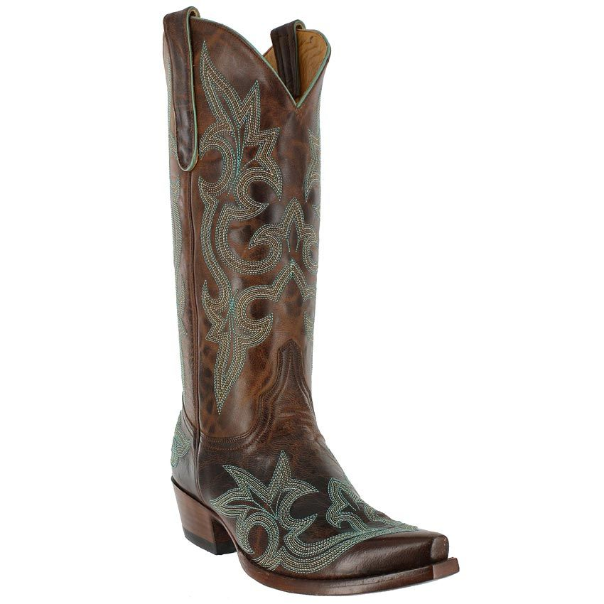 Women's Concord Western Boot