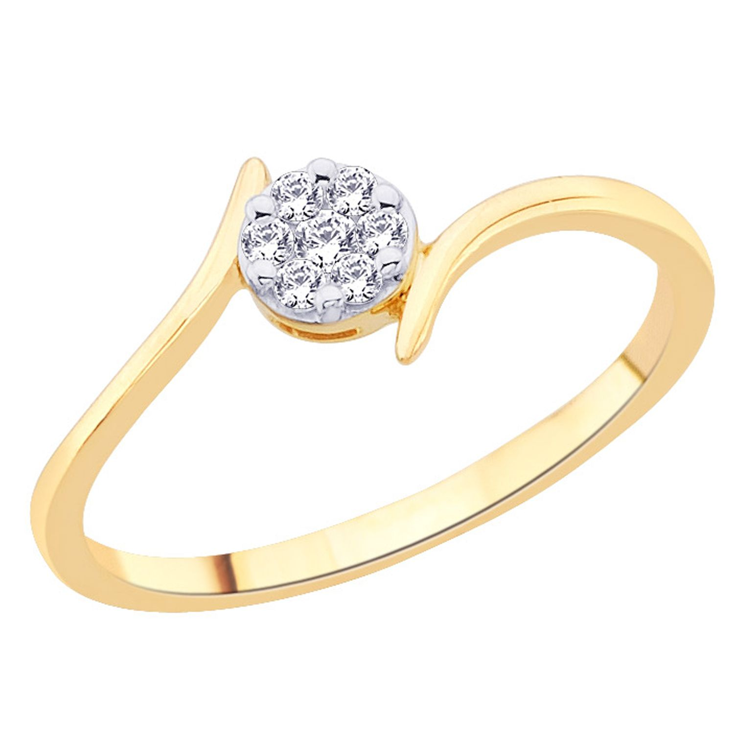 this rings diamonds jewellery the sparkling row round diamond pin of a gold more as ring seven features centerpiece