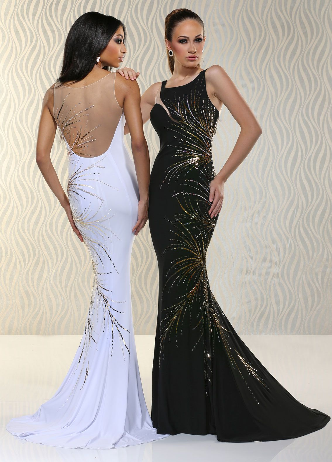 Xcite Prom Dress - Ocodea.com
