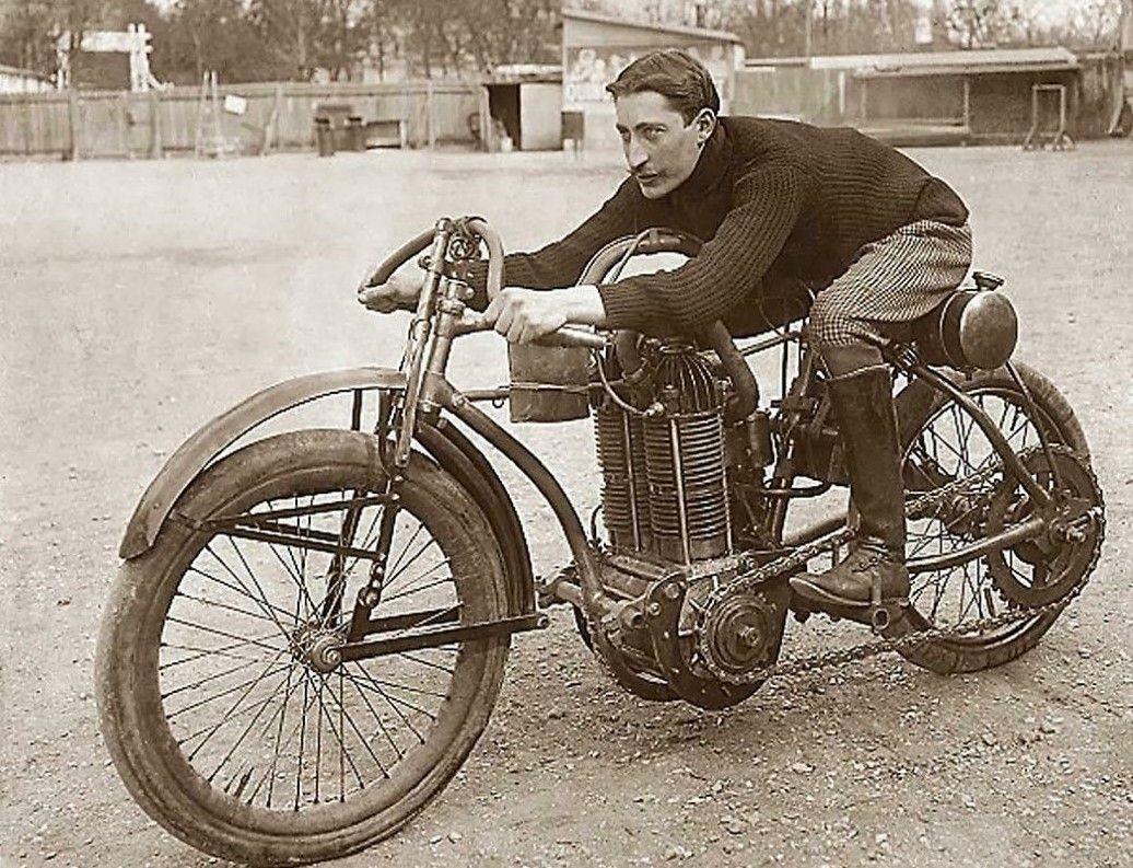 Maurice Fournier 1903 Buchet Motorcycle Indian Motorcycle Vintage Indian Motorcycles Old Motorcycles