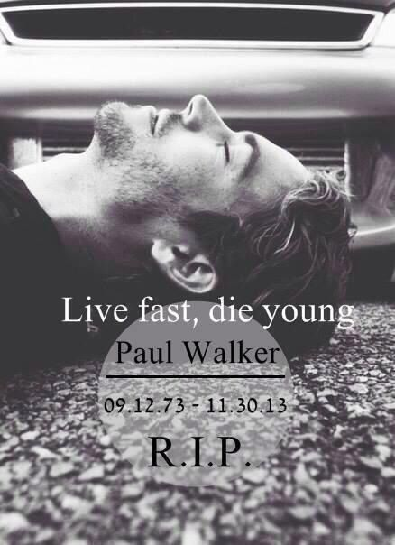 Rip Paul Walker His Friend Who Was Also Involved In The Accident