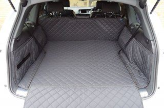 Audi Q7 2006 Quilted Waterproof Boot Liner Boot Liners