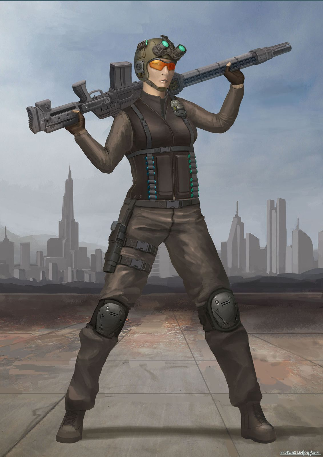 Pin by farlas 816 on scifi 1 in 2020 Female armor