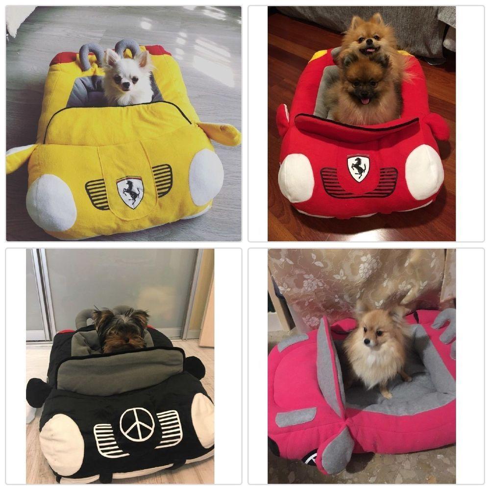 Original Sports Car Dog Beds For Chihuahuas Labradors Poodles