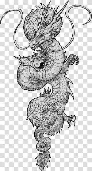 12++ Tatouage de dragon japonais ideas in 2021