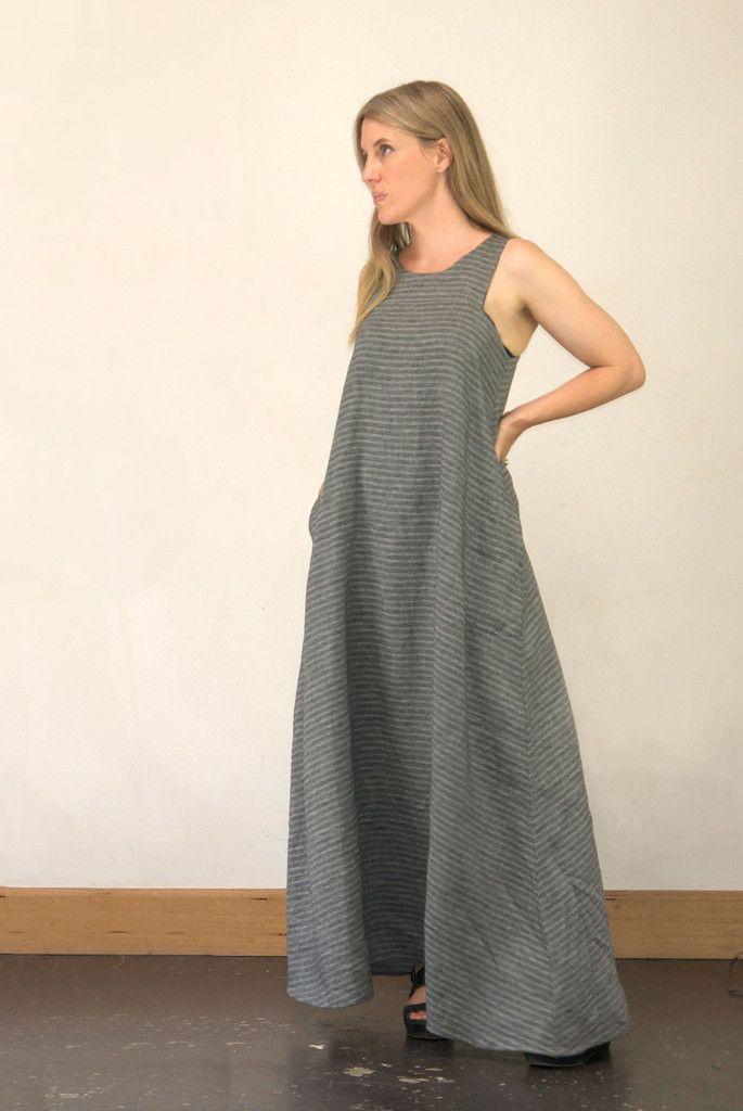 Celestial Maxi Dress Sewing Pattern Hack #1.   Pattern Fantastique ...