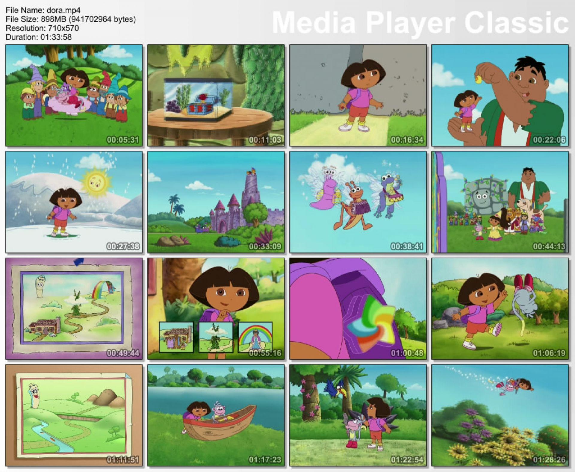 dora's fairytale adventure | Dora the explorer fairytale ...