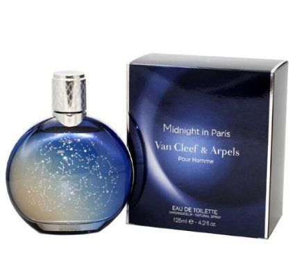 Van Cleef Midnight In Paris Eau De Toilette Spray for Men