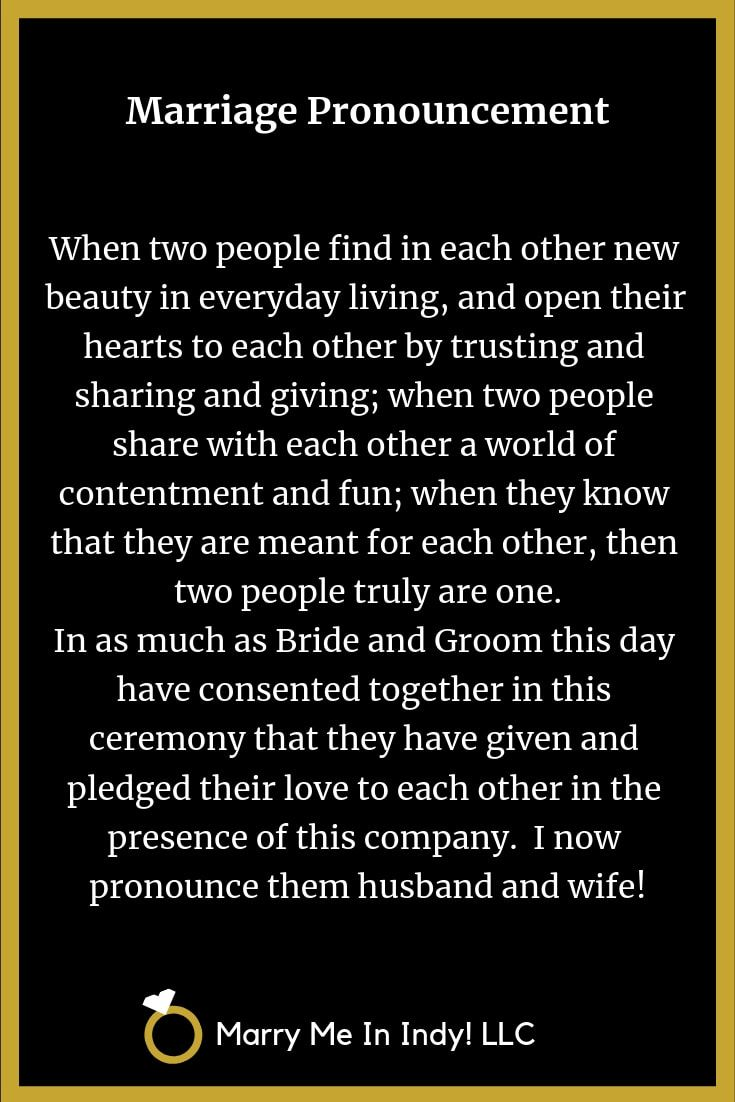 Pin by Tracy Winters on Wedding scripts in 2020