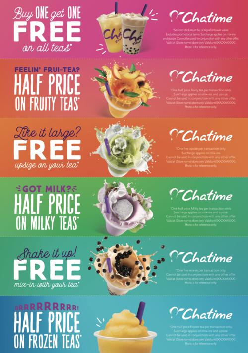 Menu Chatime 2016 : chatime, Chatime, Ideas, Chatime,, Poster, Design,, Bubble