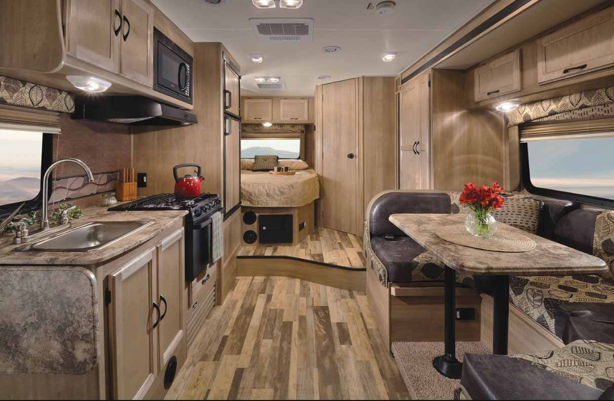 Rv Motorhome Interior