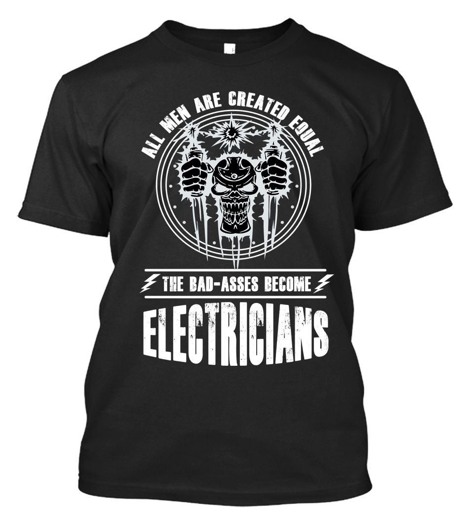 T-Shirt - Become Electricians #aviationhumorawesome ...