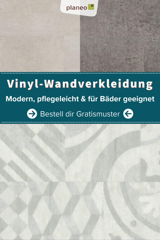 Vinyl Wandverkleidung Die Moderne Und Pflegeleichte Losung Fur Jeden Raum In 2020 Wandverkleidung Vinyl Wand