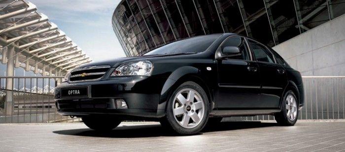 Chevrolet Optra Chevrolet City Bmw